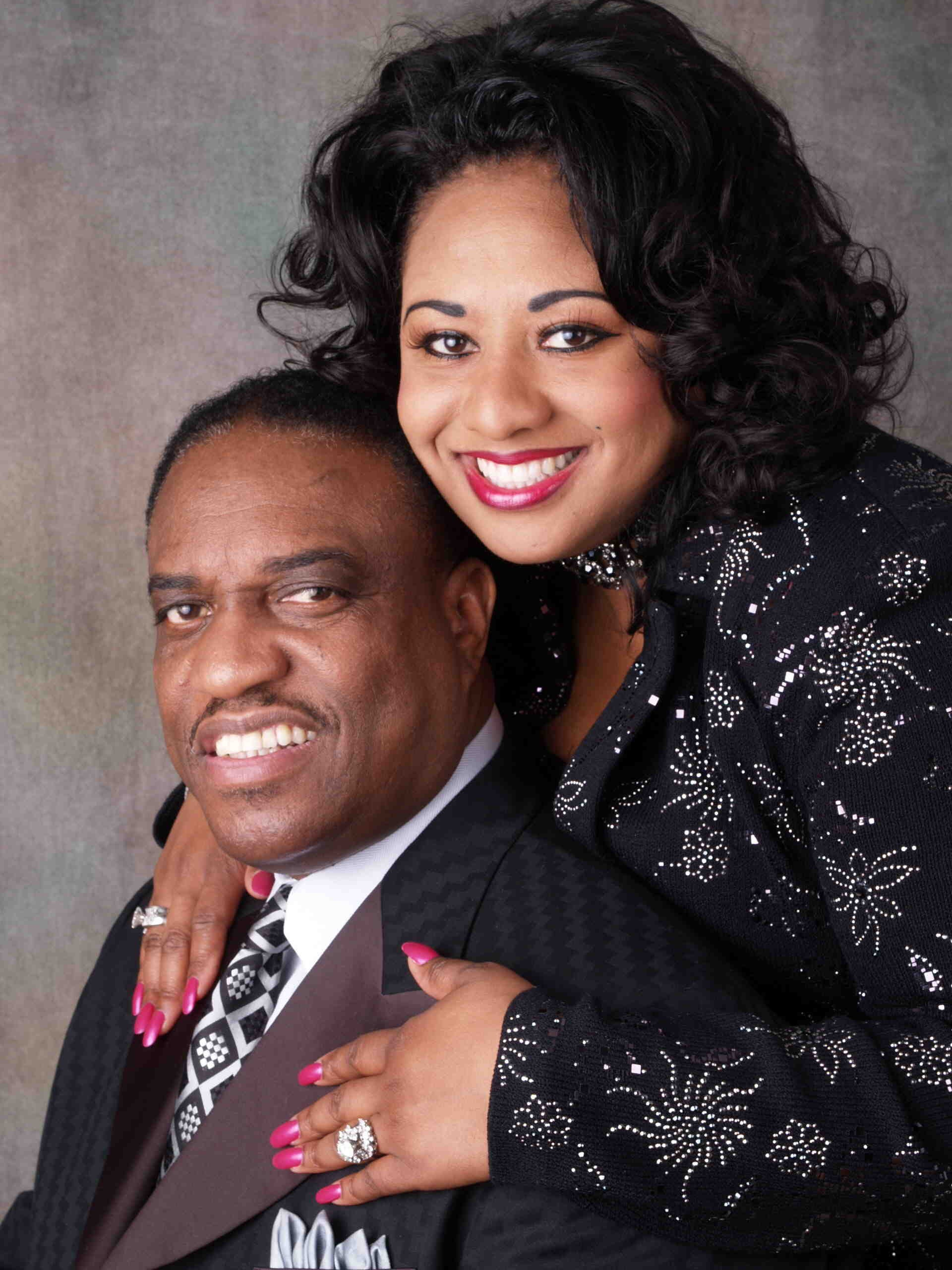 Pastor Frank E. Ray and First Lady